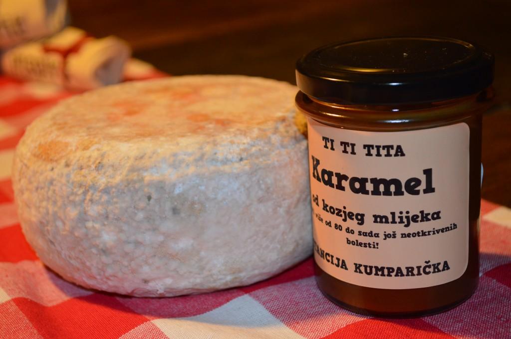 istra inspirit kumparicka sir karamel