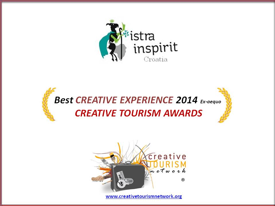 Award Istra Inspirit Tourism