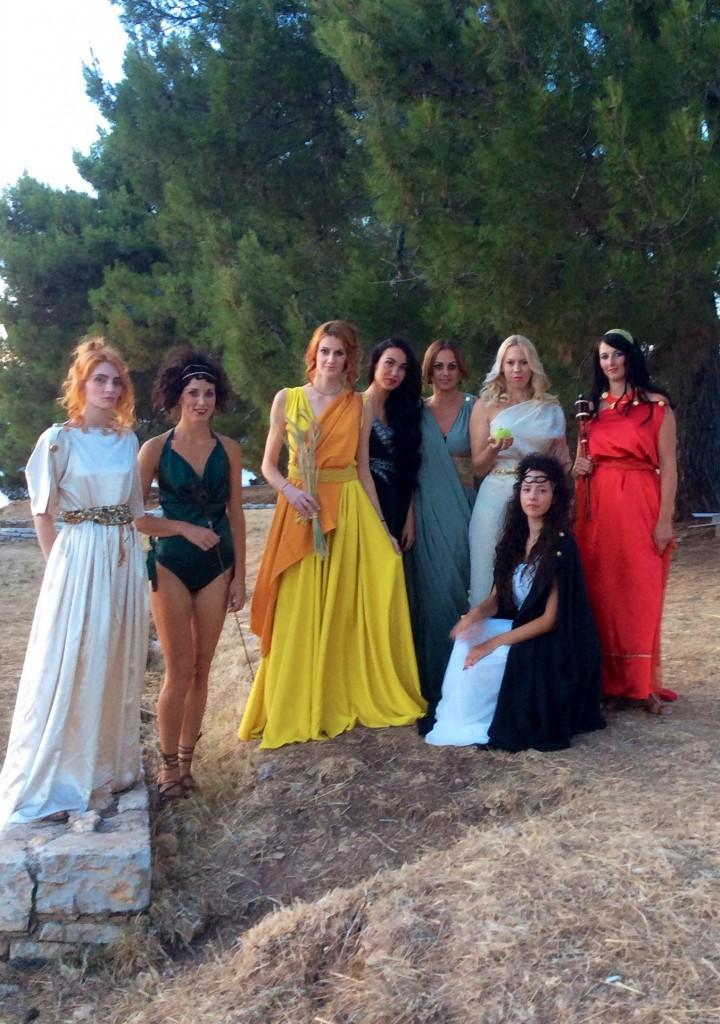 Rimske boginje - Crispo 30.07.
