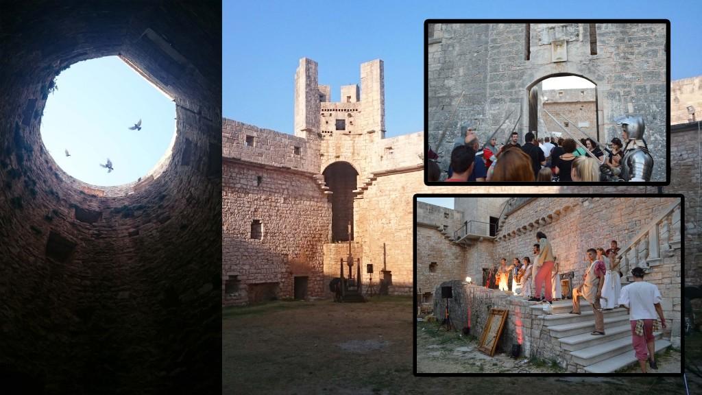Srednjovjekovni ambijent čarobnog kaštela Grimani-Morosini