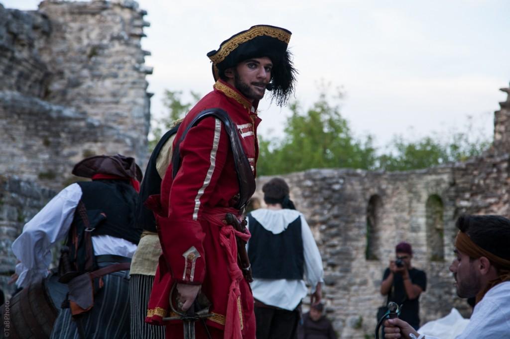 Antonio u ulozi opakog Henrya Morgana