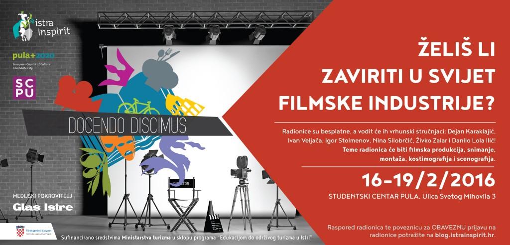 Edukacije o filmskoj industriji 5